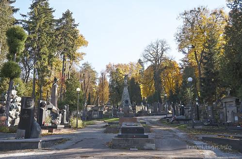 【写真】2015 東欧周遊 : リチャキフ墓地/2015-10-28/PICT4580