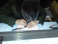 在広州 鐘表維修 - naniyuutorimannen - 您说什么!