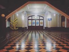 En uno de los edificios más importantes del Centro Histórico; como no disfrutar venir acá! #arquitectura #Guatemala #paralelo17N #usac