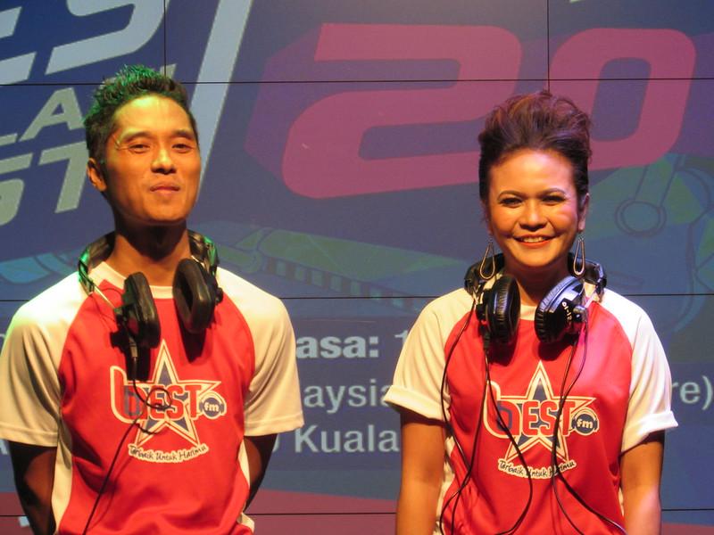 Double Z_BestPagi BestFM_Zairi&Zarina