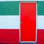 Red Door in Preston