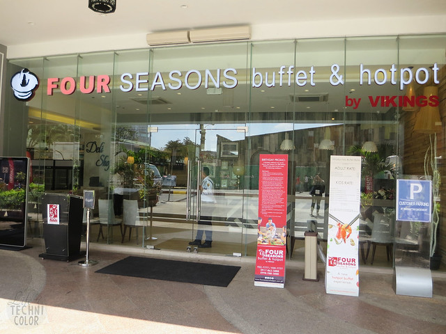 Four Seasons Buffet and Hot Pot