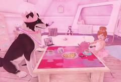 Princess Kaya Lulu Ramey and Adelaide ♥♥