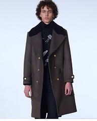 Tim Coppens FW16 coat. #wemadethat #timcoppens #fw16 #nymfw #nyfw