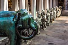 Elephant of the Gods, Bangkok
