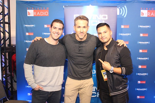 Ryan Reynolds with Covino & Rich