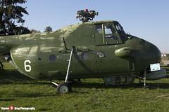 6 - 06175 - Polish Navy - Mil Mi-4ME Hound - Polish Aviation Musuem - Krakow, Poland - 151010 - Steven Gray - IMG_0527
