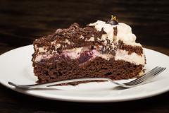 Modern Black Forest Cake