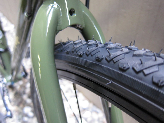 FUJI Feather CX  OL Tire