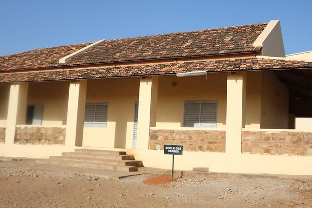 La première école coloniale du Mali