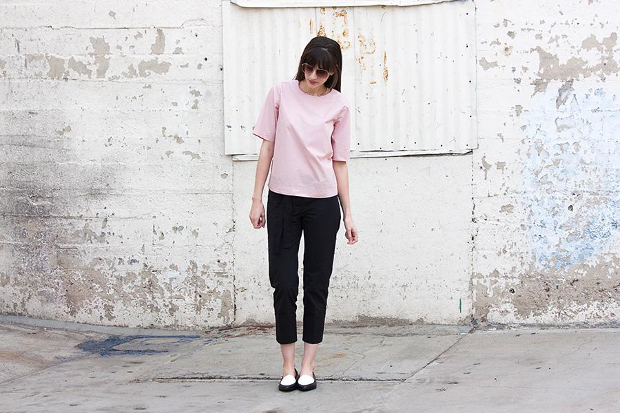 Minimal Blogger Style, Cos, Everlane