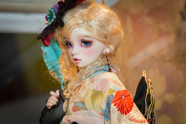 HTドルパ京都13オークションモデル 「恋花ロマンチカ ありす」