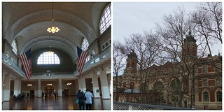 Collage Ellis Island