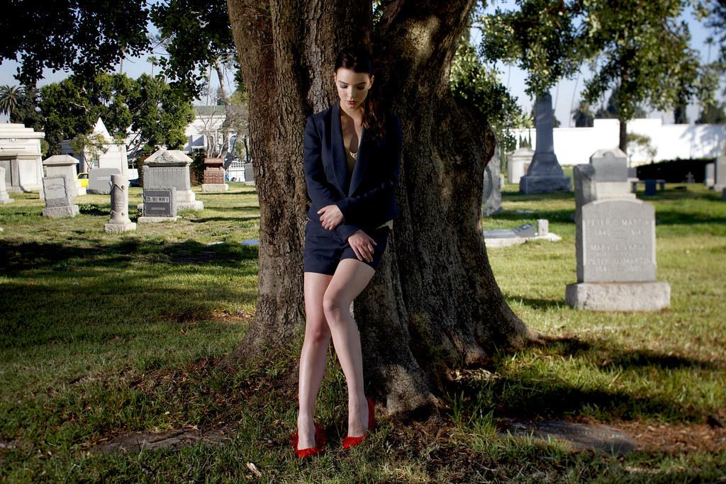 Аня Тейлор-Джой — Фотосессия для «LA Times» 2016 – 1