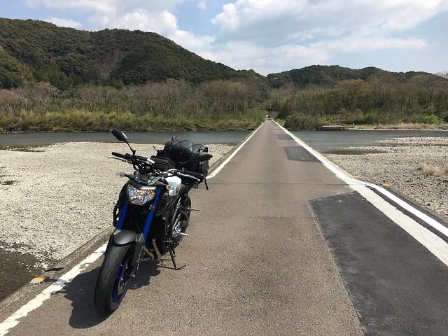 佐田の沈下橋