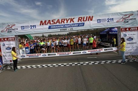 Posledních 350 startovních čísel na Masaryk Run Brno, registrace do pátku