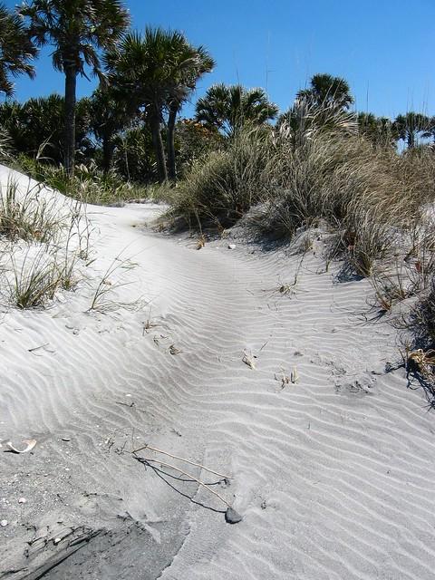 Caspersen sand stairs