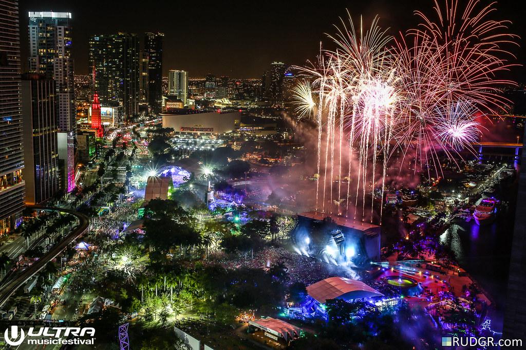 Martin Garrix @ Ultra Music Festival 2016