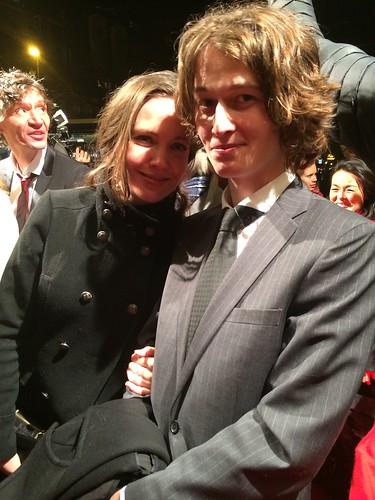 Ellen Deckwitz en Yannick Dangre
