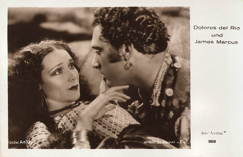 Dolores Del Rio and James Marcus in Revenge (1928)