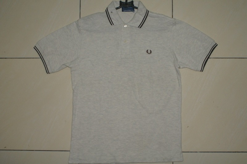 60783476 VALENTINO BURBERRY HUGO BOSS LACOSTE FRED PERRY UNIQLO H&M Twin Tipped Polo  Shirt