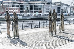 THE FAMINE MEMORIAL ['FAMINE' PHOTOGRAPHED EASTER WEEKEND 2016]-112761