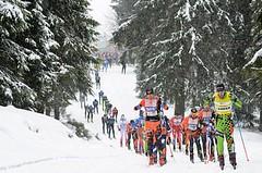 Sobotních 40 km JelyMana vyhráli Máka a Boudíková