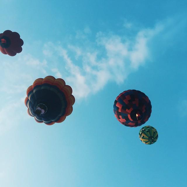 Lubao Hot Air Balloon
