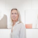 Valérie Nagant (artiste photographe) vernissage de Femmes de cinéma belge