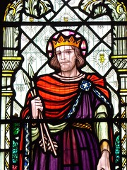 Castleton - St Edmund's Church - Derbyshire - Stained Glass Windows
