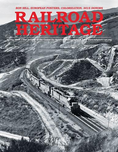 Railroad Heritage 44, Spring 2016