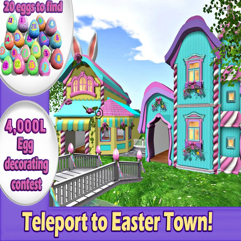 2016 Easter Town Promo
