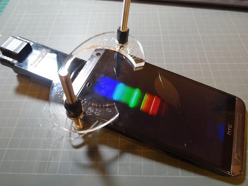 光譜儀結合