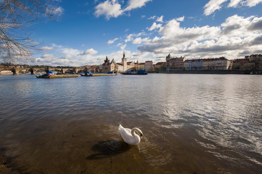Park in Praha