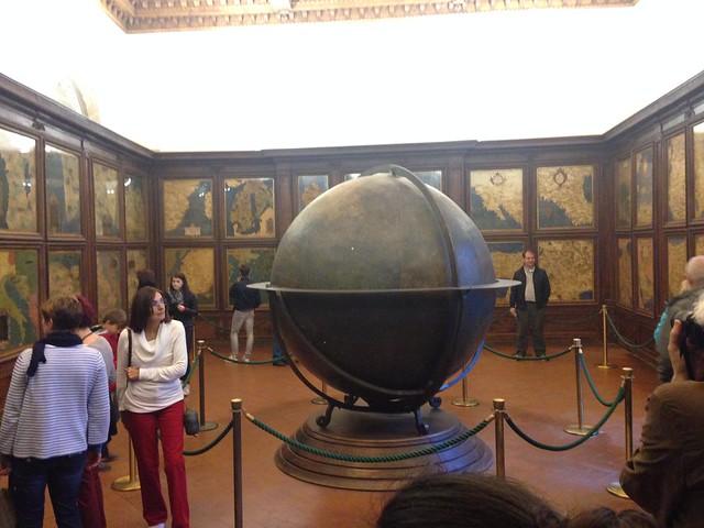 Interno di Palazzo Vecchio
