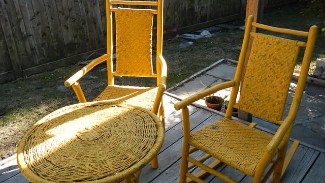Granny's Porch Furniture 1