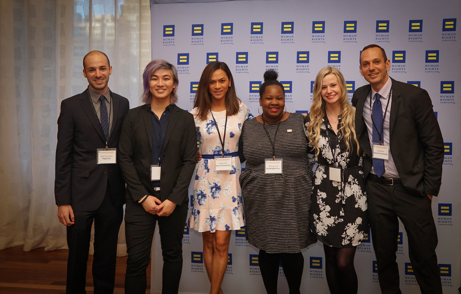 2016.03.30 Human Rights Campaign Corporate Equality Index Best Places to Work Reception 03832