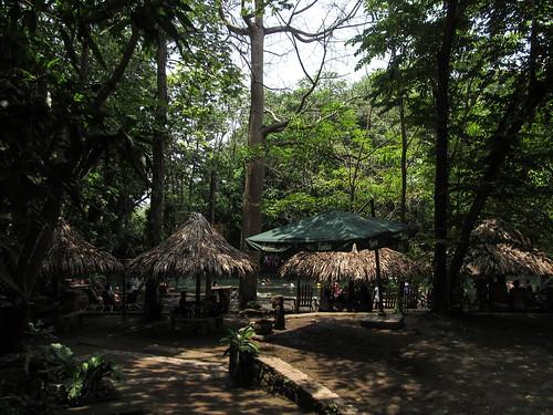 Isla de Ometepe: le fameux Ojo de Agua