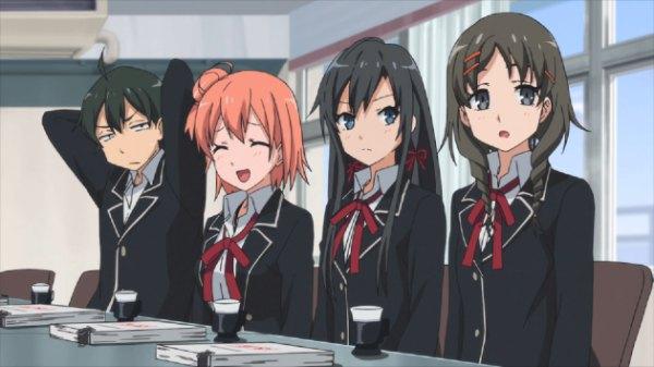 Los 20 clubes escolares de anime a los que te gustaría unirte