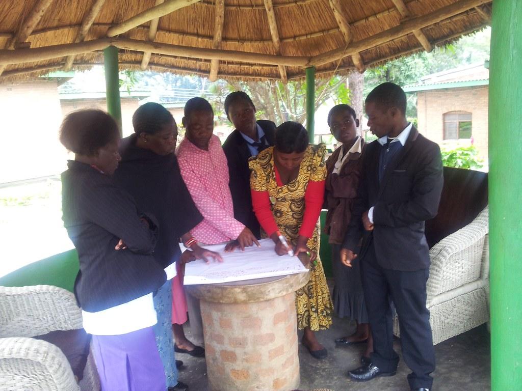 2016-4-11~12 Malawi: CIAWU four-year strategic planning workshop