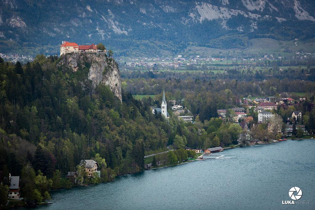 Turška jama, Valvasorjev dom, Bled