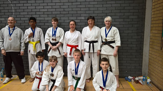 GB Open Kata Championship April 2016
