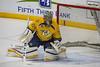 Protecting the Net - Nashville Predators Pekka Rinne