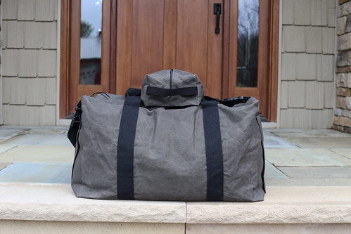 Waxed Canvas Travel Set