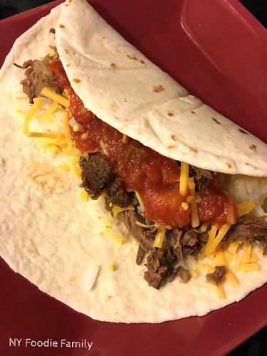 Leftover Pot Roast Tacos