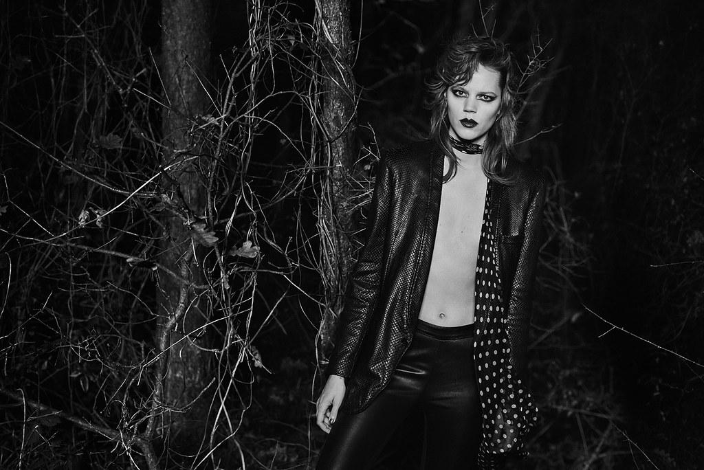 Фрея Беха Эриксен — Фотосессия для «Vogue» IT 2016 – 2