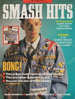 Smash Hits, February 11, 1987
