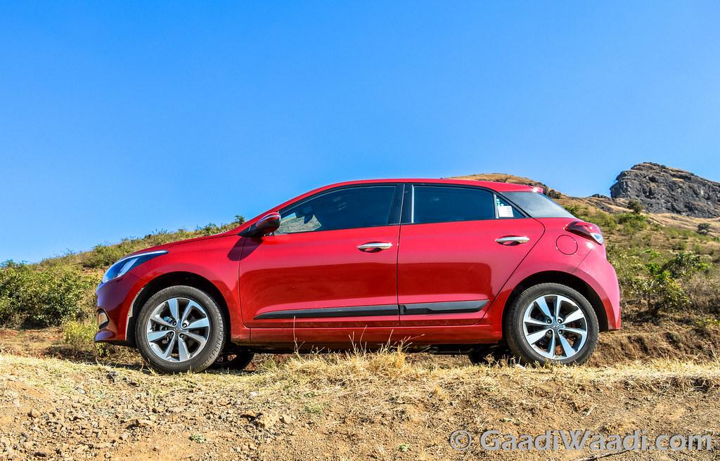Hyundai Elite i20 AVN Test drive review-11