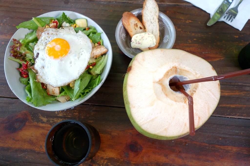The Cobb Salad, Farm to Table, Phnom Penh