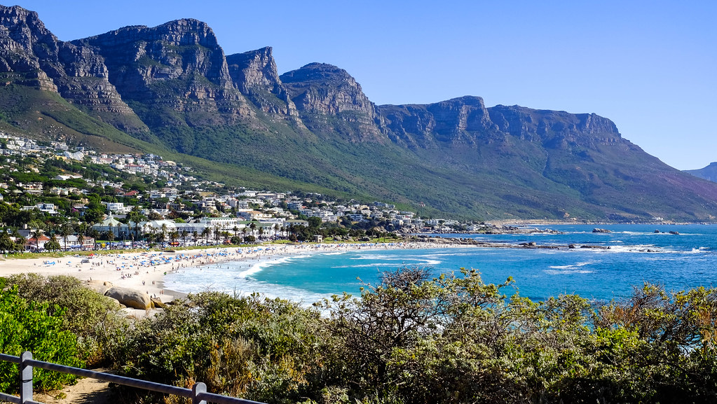 Camps Bay, Cape Town, RSA